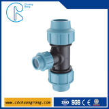 Pp.-Komprimierung-männlicher Adapter-Wasser-Beschlag