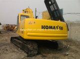 Excavador usado barato de la correa eslabonada de KOMATSU PC200-6 de los excavadores