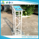 알루미늄 Truss Lectern Standards Speech Lectern Can는 Triangle Square 또는 Ladder Truss있다