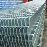 Reja de acero galvanizada de Electroforge para la plataforma de la industria