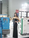 Промышленный компрессор воздуха винта для раздатчиков Вьетнама