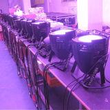 A PARIDADE clara da ESPIGA do diodo emissor de luz 100W do DJ do estágio do clube de noite do partido pode