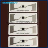 Modifica inalterabile di vetro del contrassegno del parabrezza di frequenza ultraelevata RFID