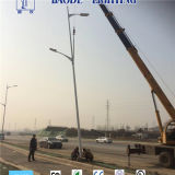 5-13m con Lithium Battery Solar LED Street Light