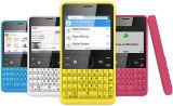 Origineel Geopend voor Nokia Asha 210 de Dubbele Telefoon van de Cel van de Kaart