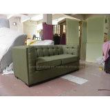 Modernes Wohnzimmer-hölzernes Rahmen-Gewebe-Sofa (Hw-1614s)