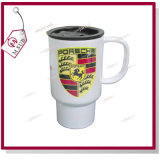 Acciaio-Full Sublimation Mugs di 14oz White Stainless da Mejorsub