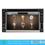 reprodutor de DVD do carro 6.2inch com FM e GPS Xy-D3062