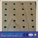 A bassa frequenza assorbire la scheda acustica Grooved di legno