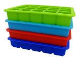 Создатель кубика льда квадрата силикона решеток высокого качества 20