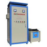 Máquina de calefacción de inducción para el endurecimiento superficial de la vía guía de acero del engranaje