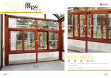 Французское окно Casement алюминиевого сплава типа для виллы