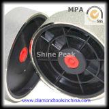 Meule de diamant de haute performance pour les outils de polissage