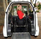 Coche eléctrico 2016 del sillón de ruedas del modelo nuevo (QC-008)