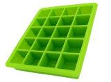 Générateur de glaçon de grand dos de silicones de trellis de la qualité 20