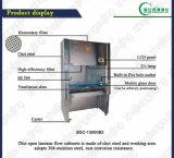 Cabina de seguridad biológica limpia del laboratorio médico de la clase II (BSC-1600IIA2)