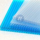 Feuille cellulaire de cavité de PC de Multi-Mur de feuille de polycarbonate de nid d'abeilles