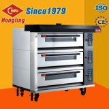3-Deck 6-Pan neuer elektrischer Draht-Ofen/Brot-Ofen/Pizza-Ofen
