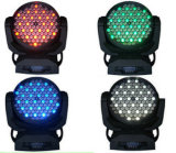 disco Wash Lighting do diodo emissor de luz Moving Head Event Party de 108* 3W