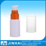 Bottiglia crema senz'aria di plastica rotonda della bottiglia 50ml dei pp
