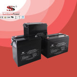 Batería de plomo profunda de la batería solar de la batería Mlg6-100 del ciclo
