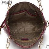 Alta calidad de la manera del monedero del bolso de la PU de cuero bolso de señora Handbag Desinger con monedero