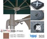 Зонтик сада Windproof и водоустойчивой ткани напольный