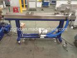 Pet PP PE fría máquina de corte de plástico Reciclaje de granulación