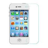 Ausgeglichenes Glas-Bildschirm-Schoner für iPhone 4/4s
