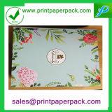 Bestellte handgemachte Luxuxpappverpackenden kosmetischen Papierkasten voraus
