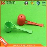 Cuchara plástica del helado de la inyección de la categoría alimenticia de China