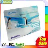 Biglietto da visita classico di insieme dei membri del metallo di HUAYUAN RFID MIFARE 1K NFC