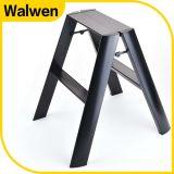 Een vorm die de Ladder van de Stap van het Aluminium van de Behendigheid vouwt