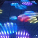 8X8 Pixel LED interaktives Dance Floor für Disco-Verein