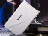 De hete het Verkopen Pasvorm van de Lader 5000mAh van de Telefoon van het Idee van de Vlag Uiterst dunne Mobiele voor iPhone iPad
