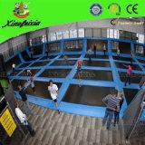 Size grande Air Trampoline Park com Foam Pit (1426W)