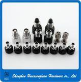 Винт весны черноты FC PF09 PF11/панели ручки серебра анодируя плененный