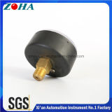 Calibres de pressão normais axiais com Tin-Phosphor Câmara de ar de bordão de bronze