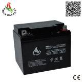 38ah gedichtete Säure-Batterie des Leitungskabel-12V für Solar