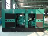 schalldichter Dieselgenerator 100kVA mit dem CER genehmigt