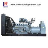 generador diesel 10kVA con el motor de Perkins