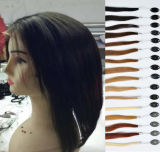 "28 "" 30 "" densidade italiana da peruca 180% do americano africano de Yaki"