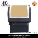 アクリルの金属3D木製の切り分ける機械デスクトップの小型CNCのルーター(VCT- 6040C)