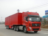 3 Axle Van Тело Тележка/груза коробки трейлер Semi
