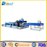 1200W Fiber Metal Tube Laser Cutting Machine 10mm Steel Pipe Laser Cutter Factory Sale