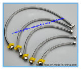 よいEPDMの内部管が付いているステンレス鋼の編みこみのコックの適用範囲が広いホース