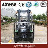 Ltma trabalho elétrico pequeno do caminhão de Forklift de 1.5 toneladas no recipiente