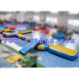 Гигантские раздувные игры парка воды/игры воды Inflatables для взрослых