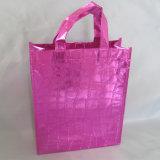 ショッピング(LJ-161)のためのスライバによって薄板にされる非編まれた買物袋