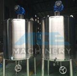 El tanque de mezcla de una sola capa sanitario del acero inoxidable (ACE-JBG-U8)